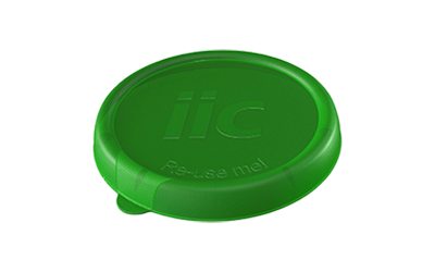 Reusable Yogurt Lid