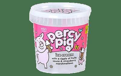 Percy Pig Eimer