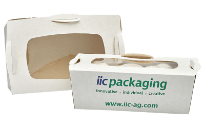 Grass Paper Packaging
