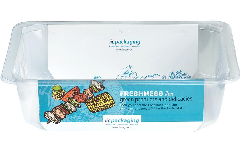 Hybrid packaging
