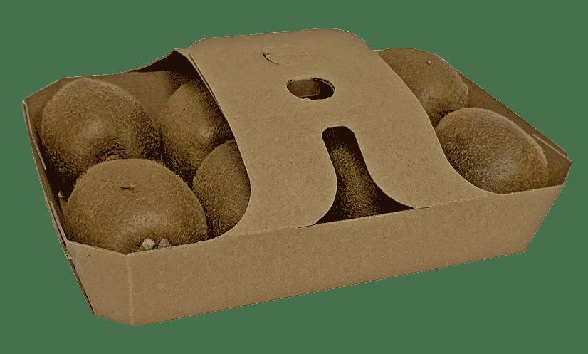 Lebensmittelverpackungen aus Hartpapier